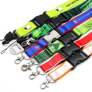 Wholesale Lanyard With Bottle Opener, Water Bottle Holder Lanyard, Bottle Opener Lanyard