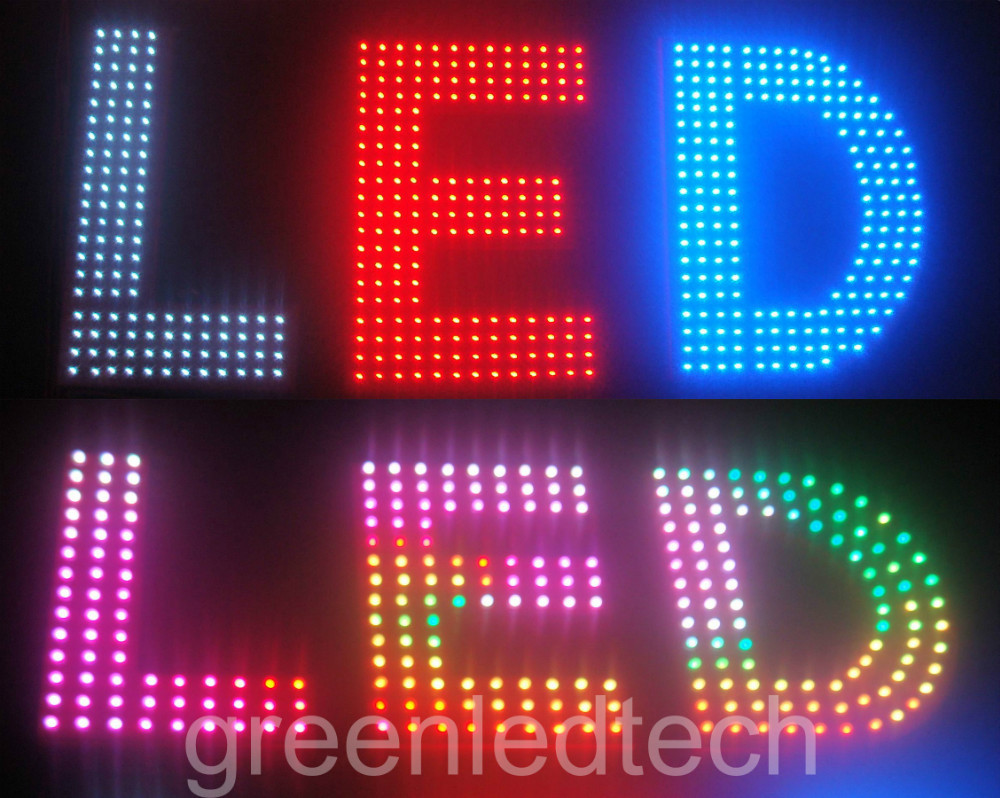 ... LED Channel Letters from Reliable letter shirts suppliers on Green-LED