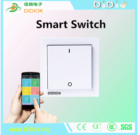 Smart Kinetic Wireless <strong>Switch</strong> One Way
