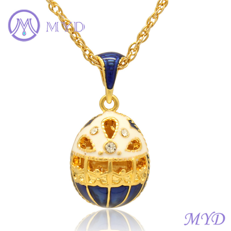 Easter day jewelry women color enameled hollow russian faberge egg easter day jewelry women color enameled hollow russian faberge egg necklaces pendants buy faberge egg necklaceseaster egg pendantfaberge egg pendants aloadofball Choice Image