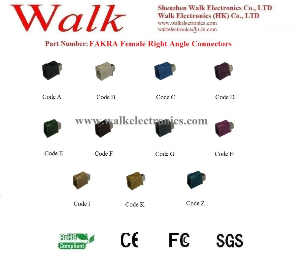 Fakra Cable, Fakra Cable Suppliers and Manufacturers at Alibaba.com