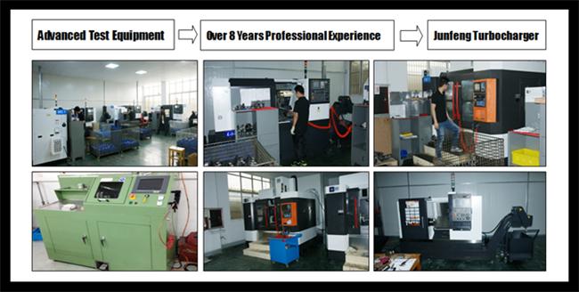 Billet Turbo Compressor Wheel 53049700064 5304-988-0064