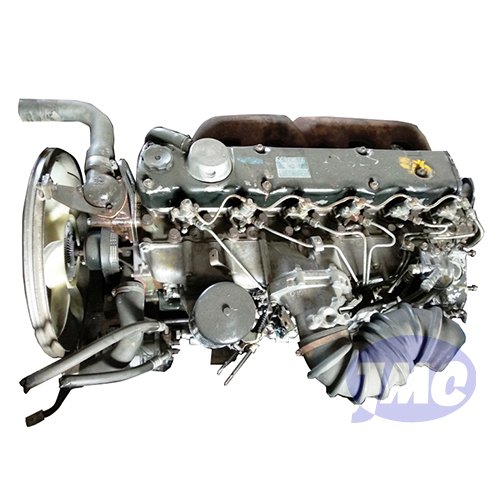 USED ENGINE ASSEMBLY TRUCK DIESEL PARTS 6D16 ENGINE NON-TURBO