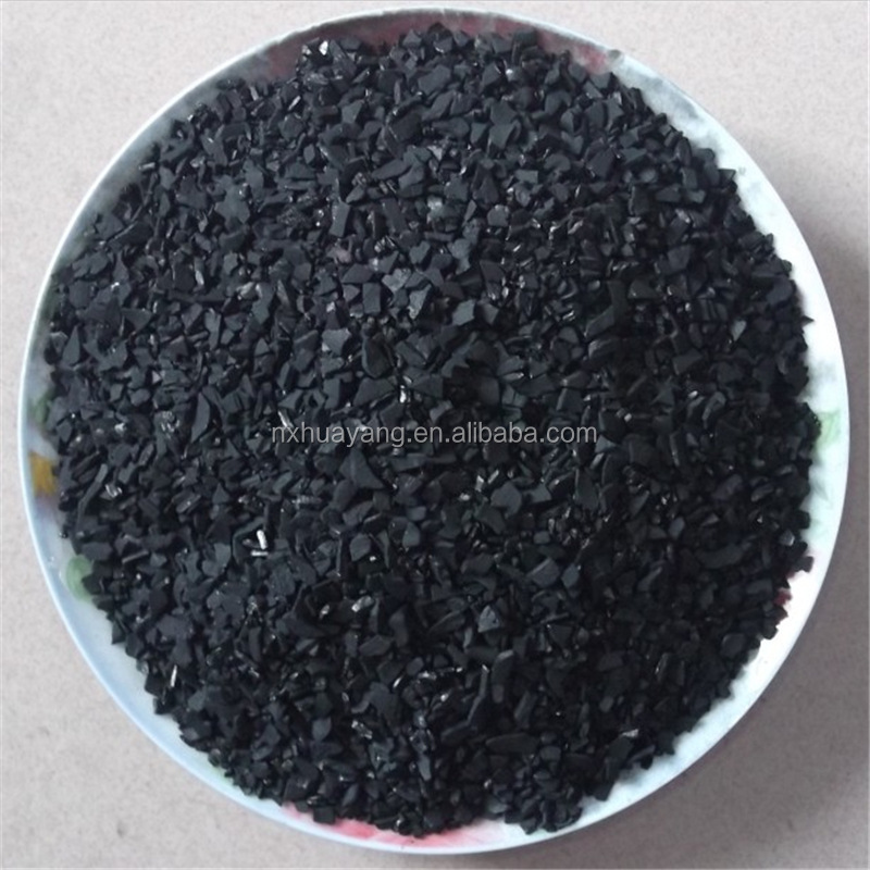 8*30 Mesh Granular Coconut Shell Activated Carbon Price