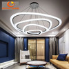 Fashion promotion good quality acrylic dimmable led pendant light