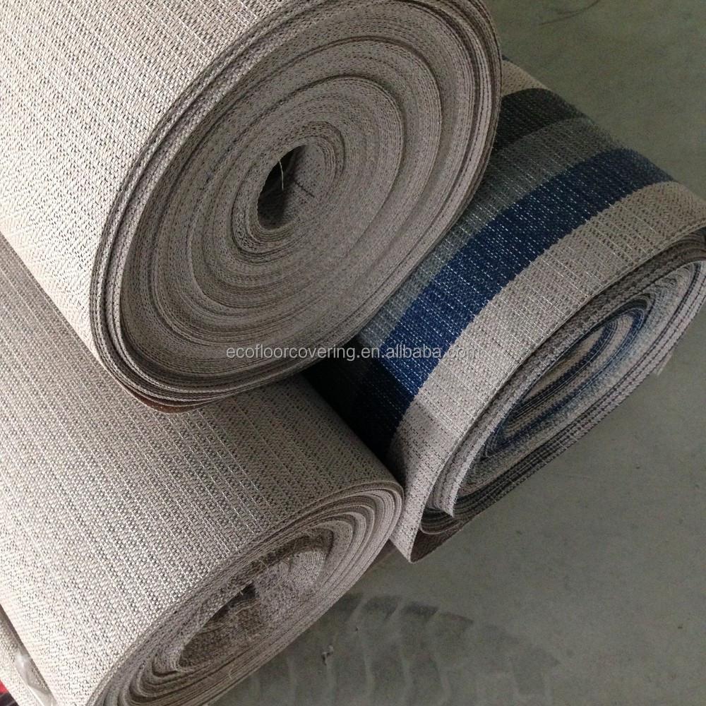 Novo tecido rolo de revestimento de vinil e pisos de - Piso de vinil en rollo ...