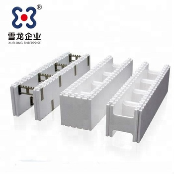 icf blocks for construction machine eps icf block Thermal Insulation Equipment polyurethane machine /Production line
