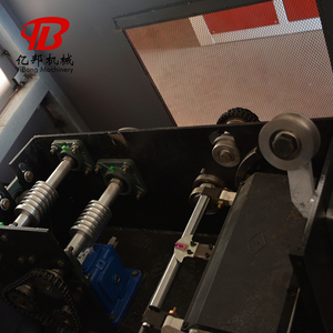 good performance high speed twisting and spooling winder machine from China