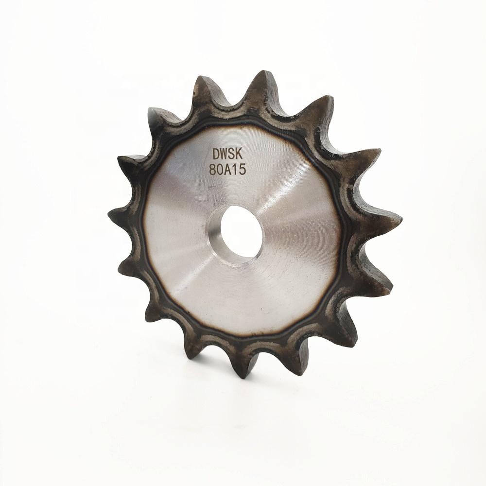 simplex plate wheel sprocket 80a15   A type sprocket