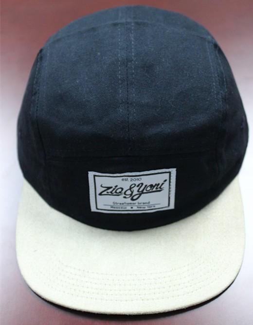 design your own baseball cap custom wool 5 panel baby