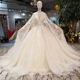LSS344 real elegant luxury western quinceanera dresses wedding ball gown with cape