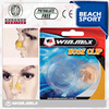 Waterproof silicone swimming breathing nose clip