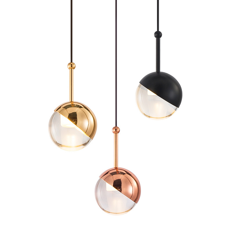 Designer Indoor Lighting LED Iron Acrylic Decorative Modern Pendant Ceiling <strong>Lamp</strong>
