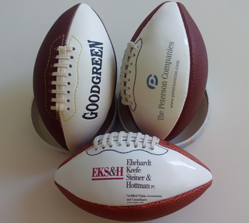 Official size F1 High Quality Environmental TPU Leather with natural rubber bladder American Mini Football
