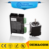 2phase Stepper motor and Driver 60HSE88 Nema24 for CNC Router