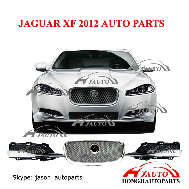 Jaguar Xf Grille,Jaguar Xf Body Kit Auto Parts,Jaguar Jaguar Car ...