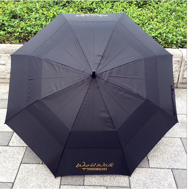 wholesale promotional the cost of a subway golf umbrella