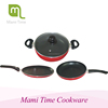 6pcs New arrival fashion design quality cookware