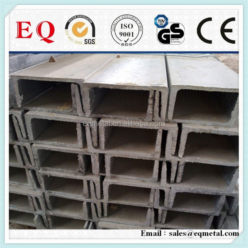 Prime quality structure channel for forklift