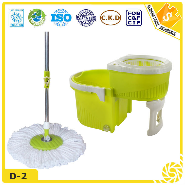 Easy Life 360 Whirl Rotating Spin Magic Mop spin&go pro mop