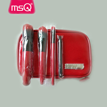 MSQ New 4pcs fashion fair cosmetics wholesale makeup brushes