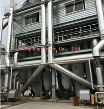 corn cobs biomass electricity generation plant