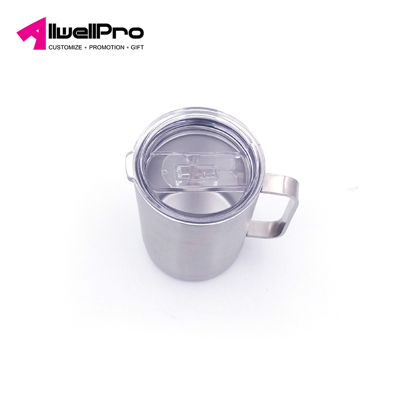 Discount price hot sale quality tumbler resistant Stainless steel Custom Logo double wall coffee mug insulated water tea cup lid