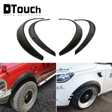 Suitable for cars Universal ABS Wheel Eyebrow Wheel Arch Fender Flares