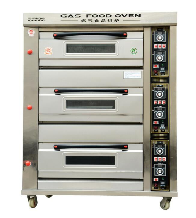 Multifunctional ovens bakery and pastry equipment