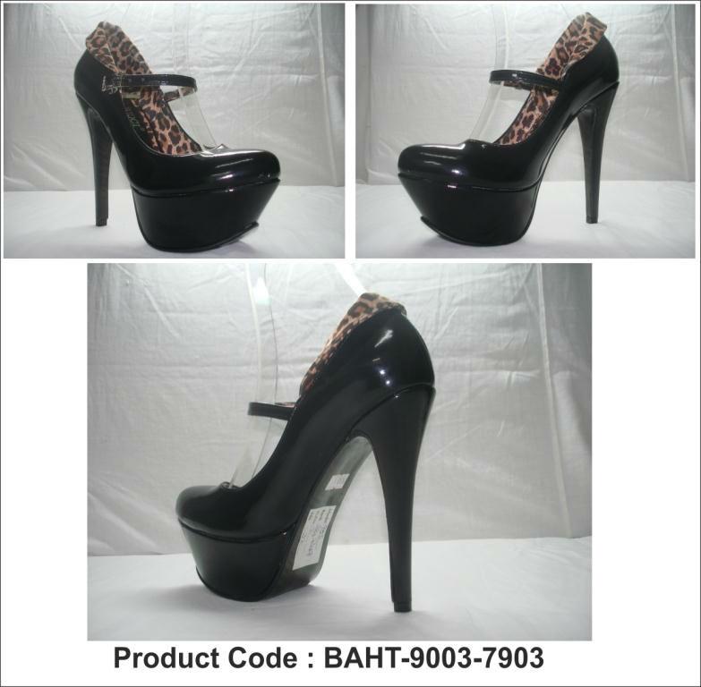 Shoes Garden Platform High Shoe Heel xHISawzz