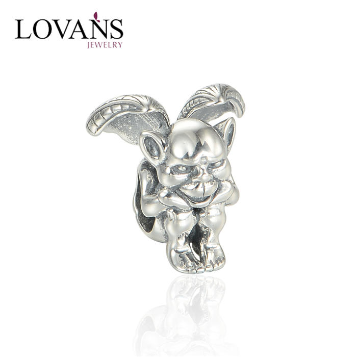 New Arrival 925 Silver Charm Houston Texans Charm Handmade Jewelry Factory