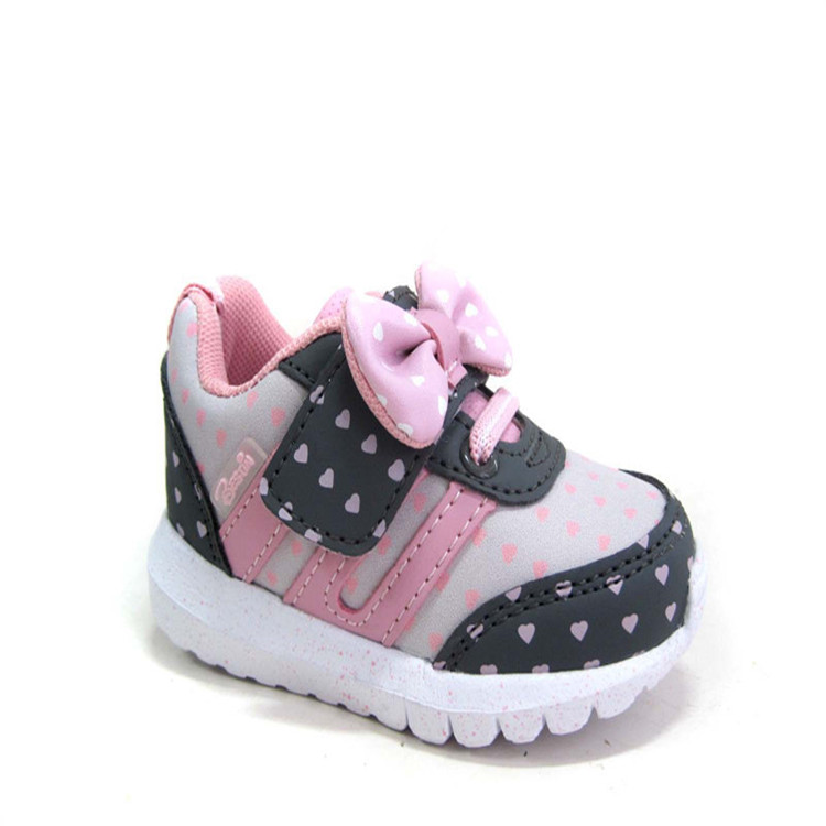 Mother & Kids Baby Shoes Alert Baby Girls Shoes Cute Dot First Walker Sweet Soft Warm Antiskid Toddler Flower Polka Crib Shoes For Fast Shipping