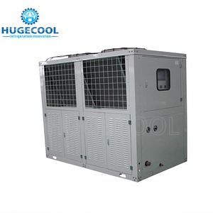 semi-hermetic refrigeration compressor bitzer condensing units