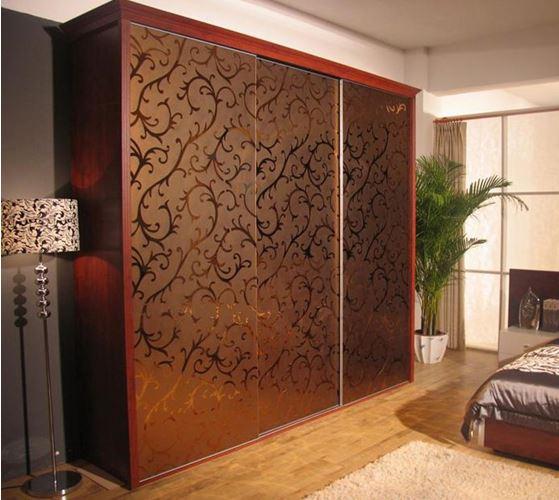 Bedroom Wooden Wardrobe Door Designs Bedroom Wooden Wardrobe Door