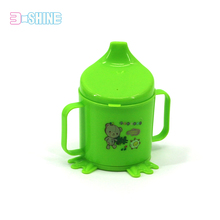 food grade PP material magic 360 sippy plastic drinking cup