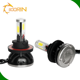 Super bright High low beam 9-36V 40W 4000LM G5 Car LED Headlight H4 6000K 360 Degree COB motorcycle LED Headlamp Light Bulbs