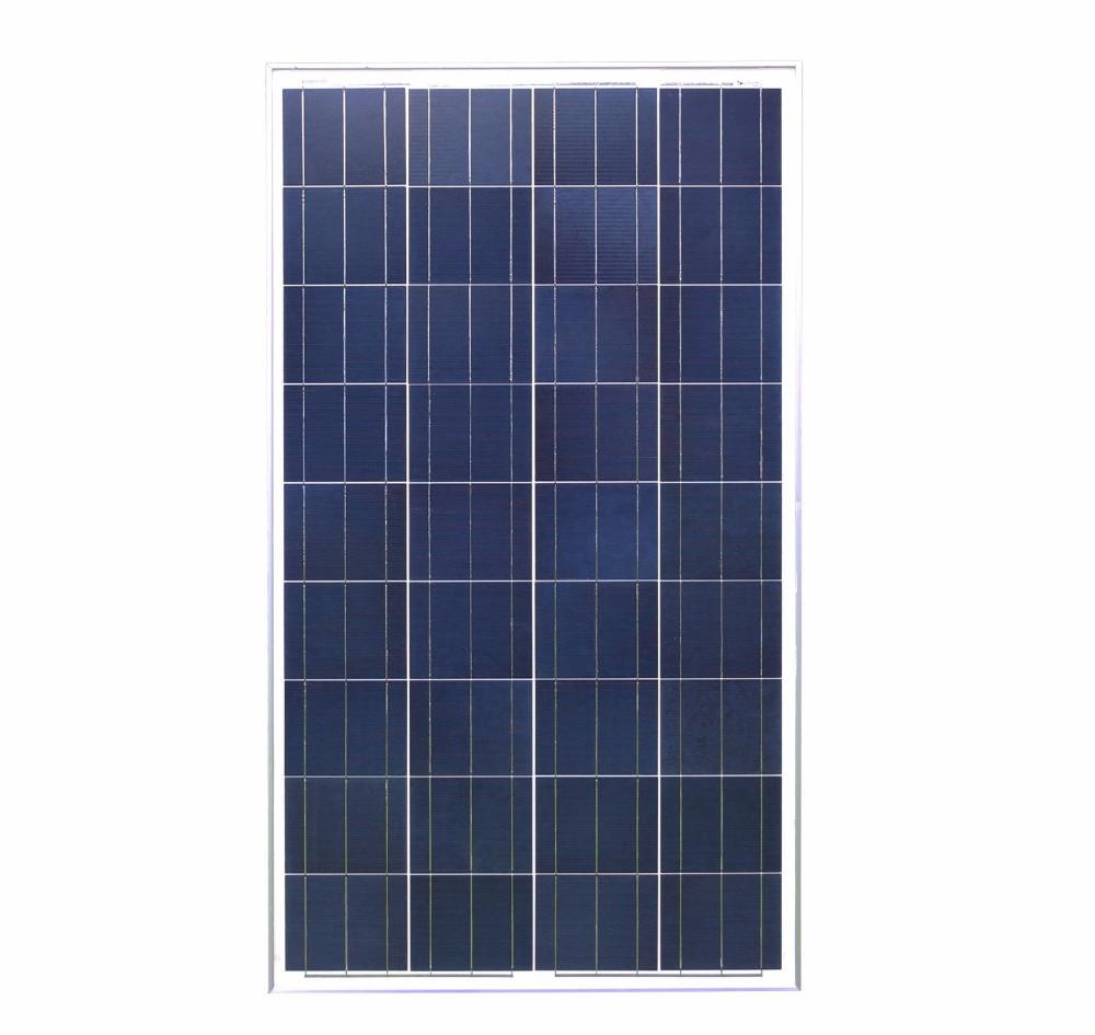 High Voltage 200 Watts Polycrystalline Solar Panel Factory