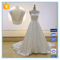 Elegant Screen Cloth Embroidery Satin Weddings Bridesmaid Dresses Maxi Dress