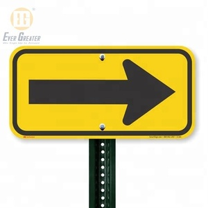 Reflective Traffic Signs Custom illuminated Sign Aluminum Sign Warning Sign Street Sign
