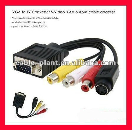 1080p high quality cable vga to avi with two ferrites buy cable rh alibaba com USB to RCA Wiring-Diagram RCA to VGA Pin Diagram