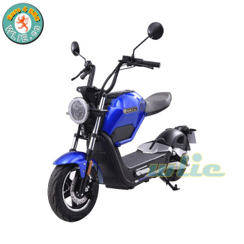 With Euro4 EEC COC certification 800W Electric Motorcycle Miku MAX  (Euro 4)