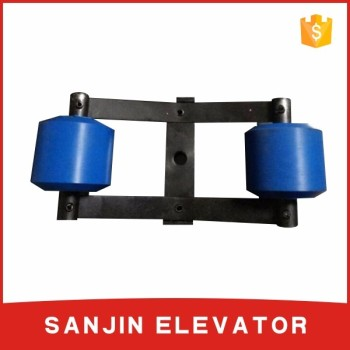 escalator pressure roller, escalator wheel