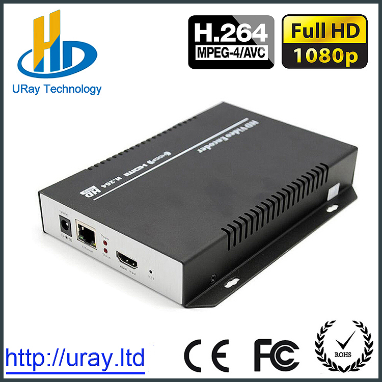 DHL Free Shipping Factory Price MPEG4 AVC /H.264 HDMI To IP Stream Video Encoder For IPTV, Live Streaming