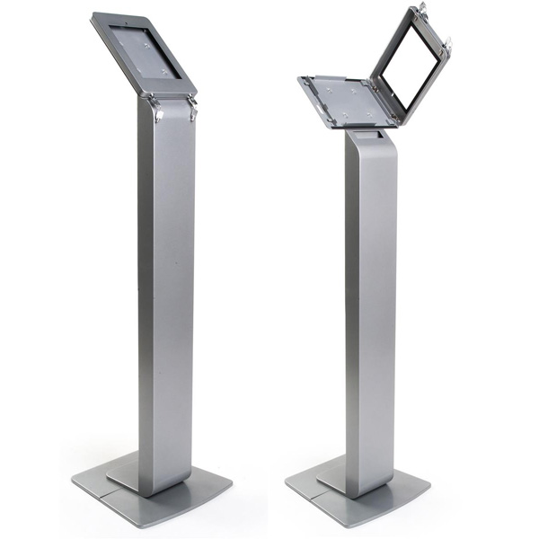 Aluminum tablet floor stand with lock buy tablet stand with lock aluminum tablet floor stand with lock buy tablet stand with locktablet floor standaluminum tablet stand product on alibaba tyukafo