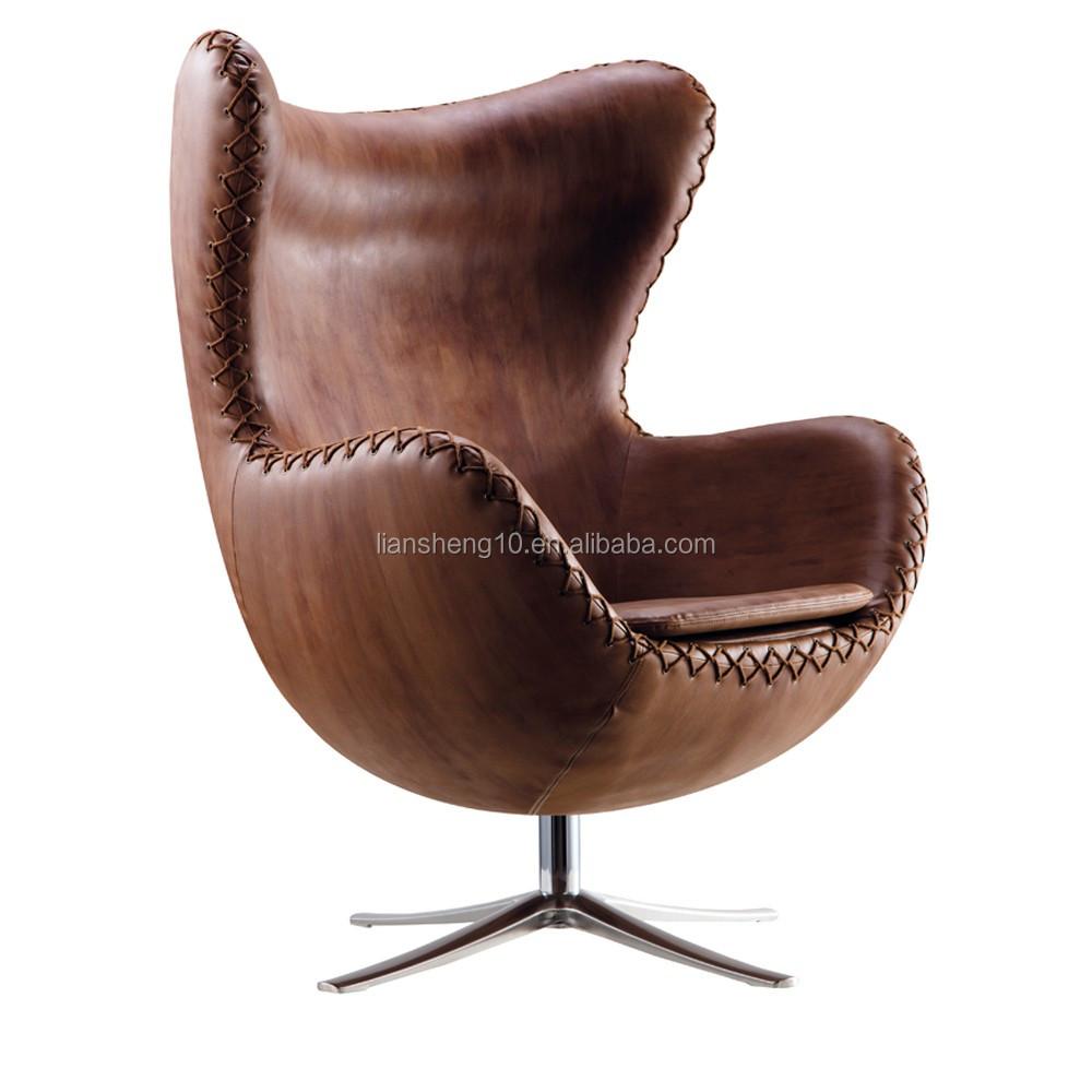 Kanada Stil Hängenden Egg Chair Leder Egg Chair Buy Egg Chair