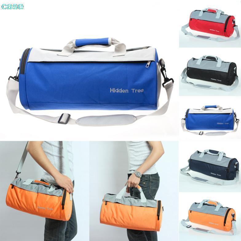 Get Quotations · 2014 New Fashion Cylinder Gym Sport Duffle Travel Bag  Handbag Mens Womens Messenger Fitness Sports Bag db91f81b4b476