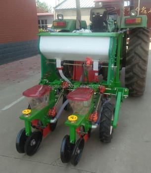 High Precision Seeding Machine 2 Row Cotton Sower Buy Cotton