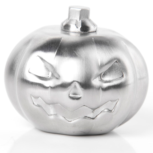 Pumpkin shape Stainless Steel Ice Cubes with Travel Bag