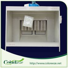 PCB-24001 China Best Wholesale Type Commercial Manual Powder Paint Spray Coating Booth