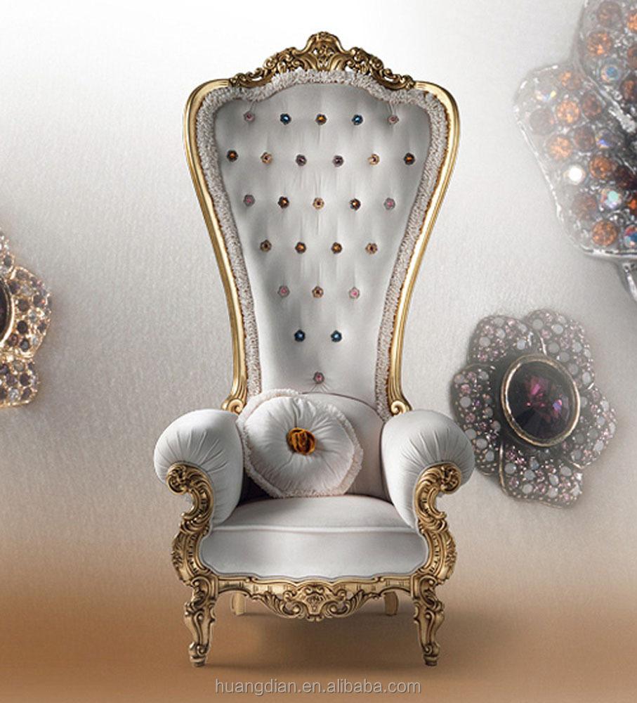 High Back Lobby Chair Cheap Living Room Acrylic Chair Furniture SC7167